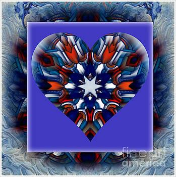 WBK - Patriotic Heart Montage