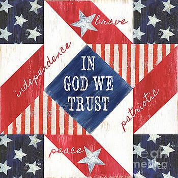 Patriotic Quilt 2 by Debbie DeWitt