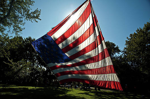 Patriotism by Matthew Saindon
