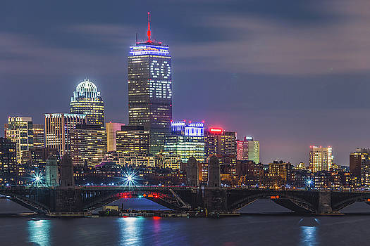 Patriots Super Bowl 51 by Ryan McKee