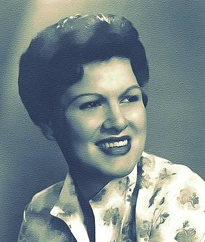 Patsy Cline, Music Legend by Mary Bassett