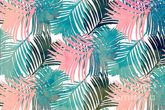 Pattern Jungle by Emanuela Carratoni