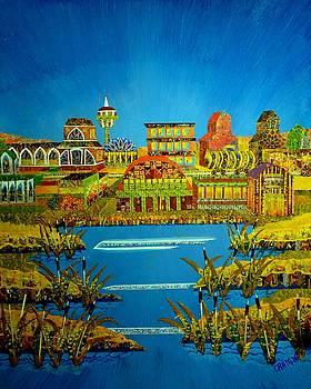 Patterned Prairie by Bob Craig