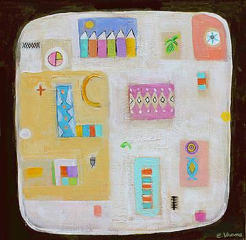 Patterns by Ethel Vrana