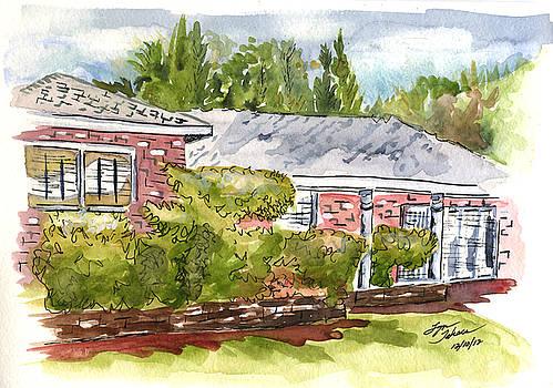 Patterson Home by Lynn Takacs