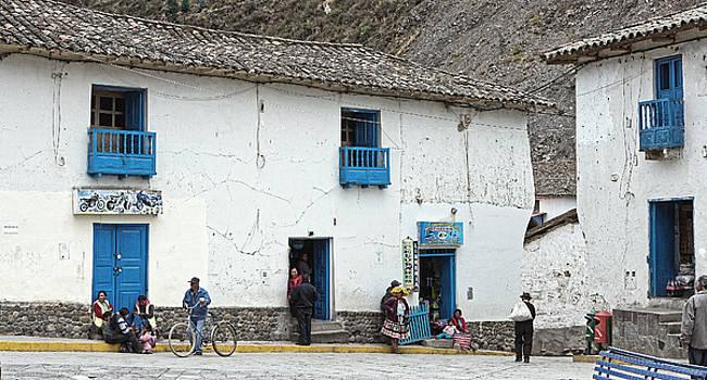 Chris Honeyman - Paucartambo, Peru 2013
