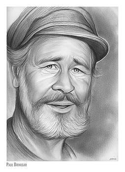 Paul Brinegar by Greg Joens