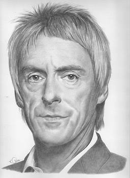Paul Weller by Karen  Townsend