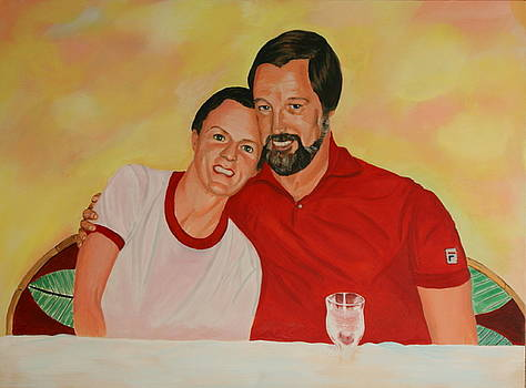 Paulette and Terry by Dan Koon