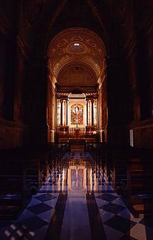 Pauline Chapel by Andrea Gabrieli