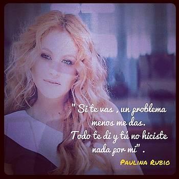 @paurubio #sitevas #newsingle #single by Oscar Lopez
