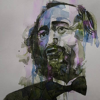Pavarotti by Paul Lovering