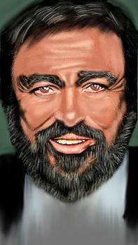 Pavarotti The Great Tenor  by Pat Carafa