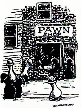 Pawn Shop by James Christiansen