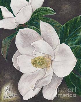 PawPaw's Magnolias by Brandy Woods