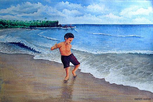Mahith  Mohan - Payambalam Beach - India