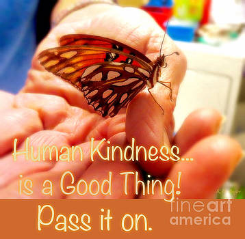 Paying It Forward in the Season of Autumn by Kimberlee Baxter