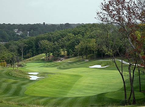 Payne Stewart Golf Course by Jim  Darnall