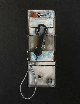 Payphone by Jeffrey Bess