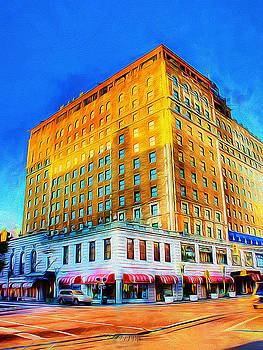 Peabody Hotel - Memphis by Barry Jones