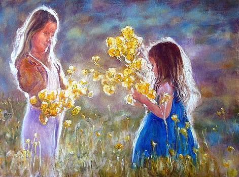 Peace - Let them play by Menq Tsai