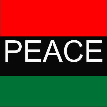 Peace by AJ Walker