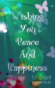 Rachel Hannah - Peace and Happiness
