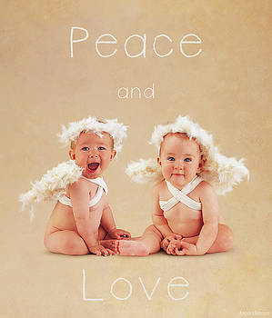 Peace and Love by Anne Geddes
