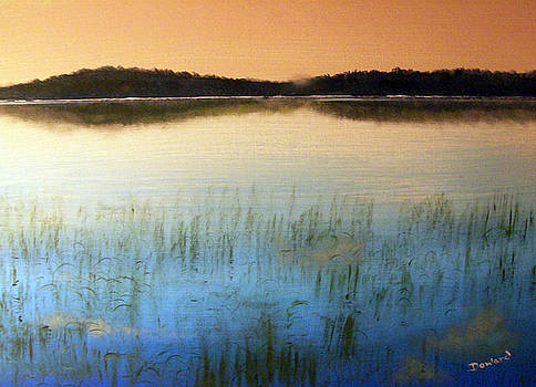Peace at Dawn by Raymond Doward