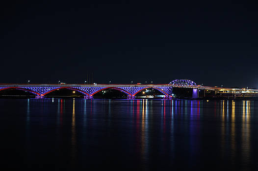 Peace Bridge by Gary Campbell