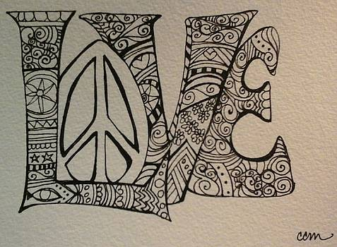 Peace by Claudia Cole Meek