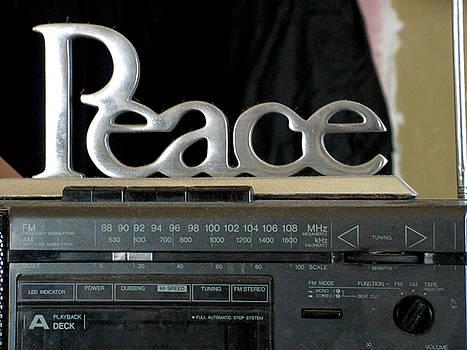 Peace by Diane Rijhoff