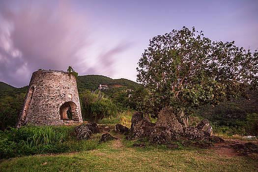 Peace Hill Ruins by Adam Romanowicz