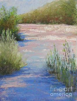 Peace is Flowing Like a River  by Rosemary Juskevich