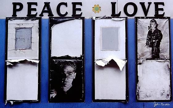 John Gerstner - Peace Love