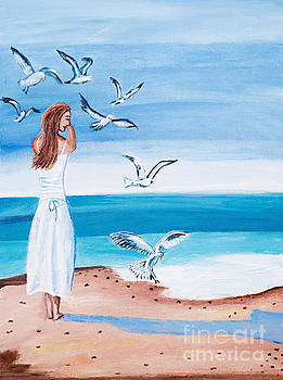 Peace of Mind by Art by Danielle