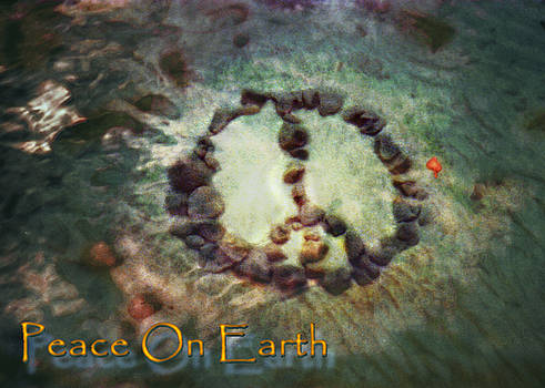 Peace On Earth by Crista Smyth