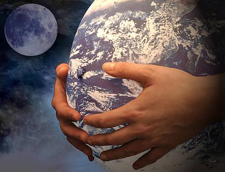 Peace on Earth GAIA by Tom Romeo