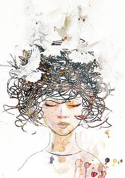 Peace on my mind by Jacky Gerritsen
