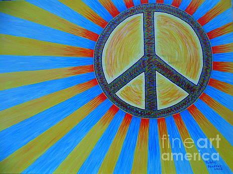 Paddy Shaffer - Peace