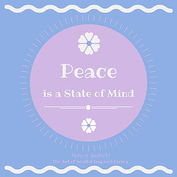 Peace State of Mind by Nancy Yuskaitis