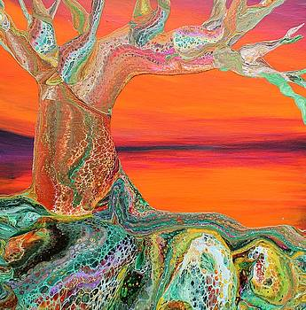 Peace Tree by Kelly Simpson