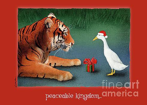 Will Bullas - peaceable kingdom...