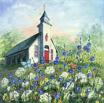 Marilyn Smith - Peaceful Country Road