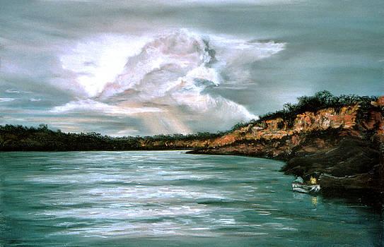Elisabeth Dubois - Peaceful fishing