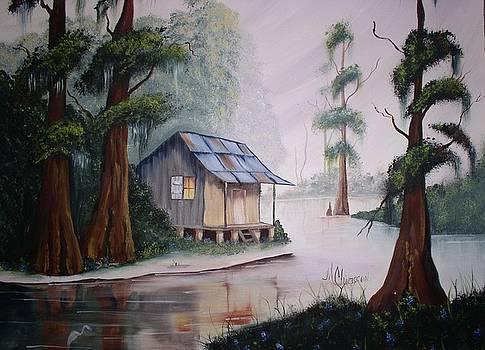 Peaceful Getaway by Monica Chiasson