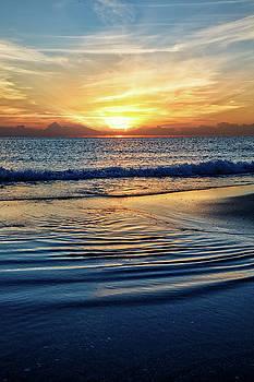 Peaceful Low Tide by Debra and Dave Vanderlaan
