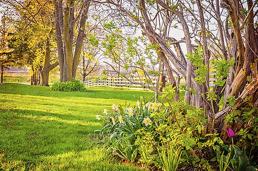 Garvin Hunter - Peaceful Pastures