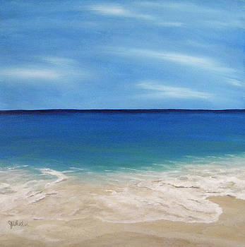 Peaceful Sands by JoAnn Wheeler