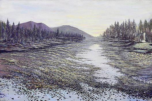 Peaceful Silence by Eugene Kuperman